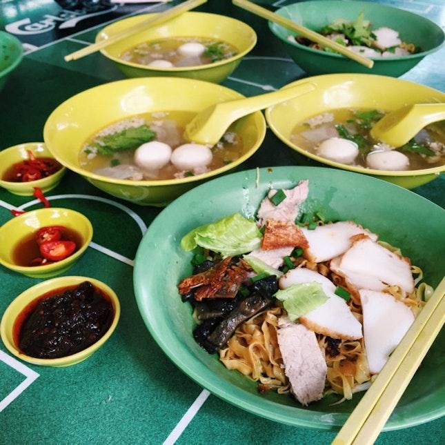 Mee Pok ($4)