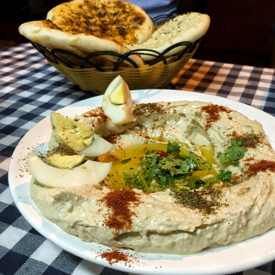 Middle Eastern Delights