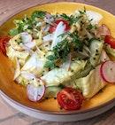 Baby Gem Salad ($12)