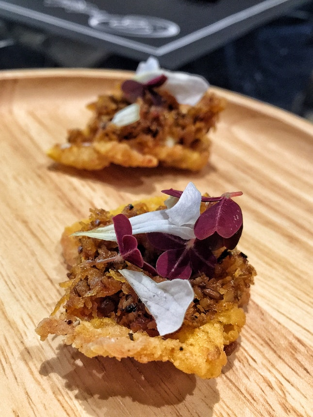 Amuse Bouche (Complimentary)