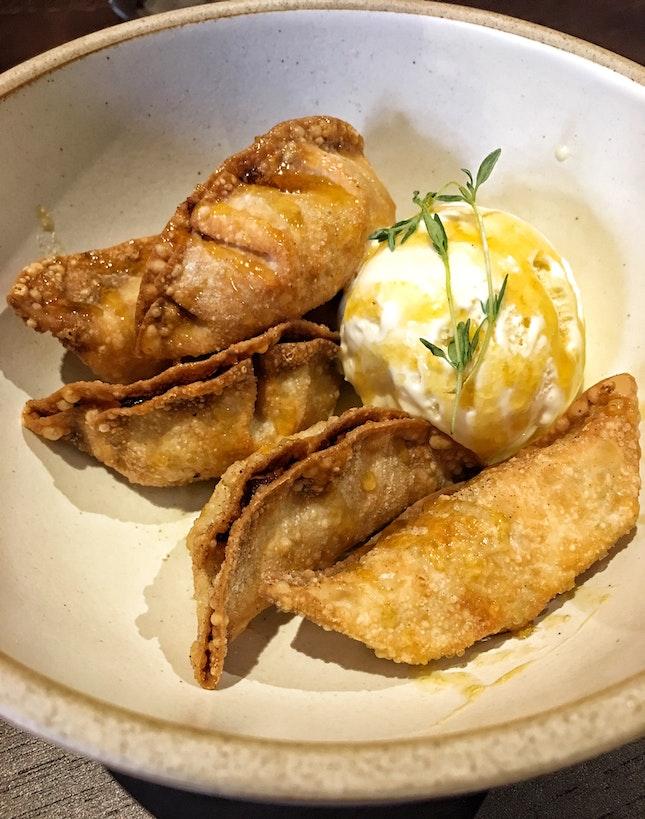 Dessert Dumpling ($8 for 5)