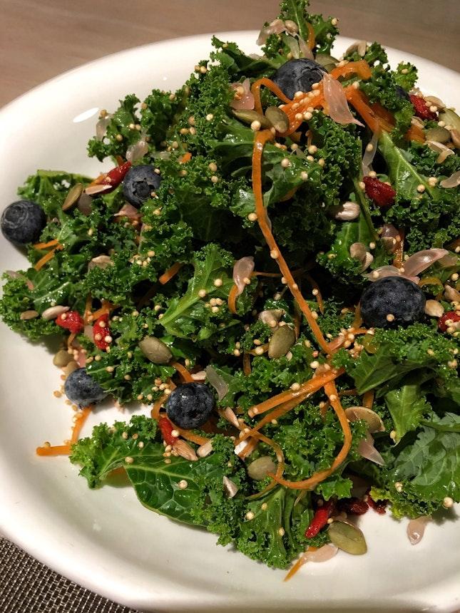 Super Food Salad ($22)