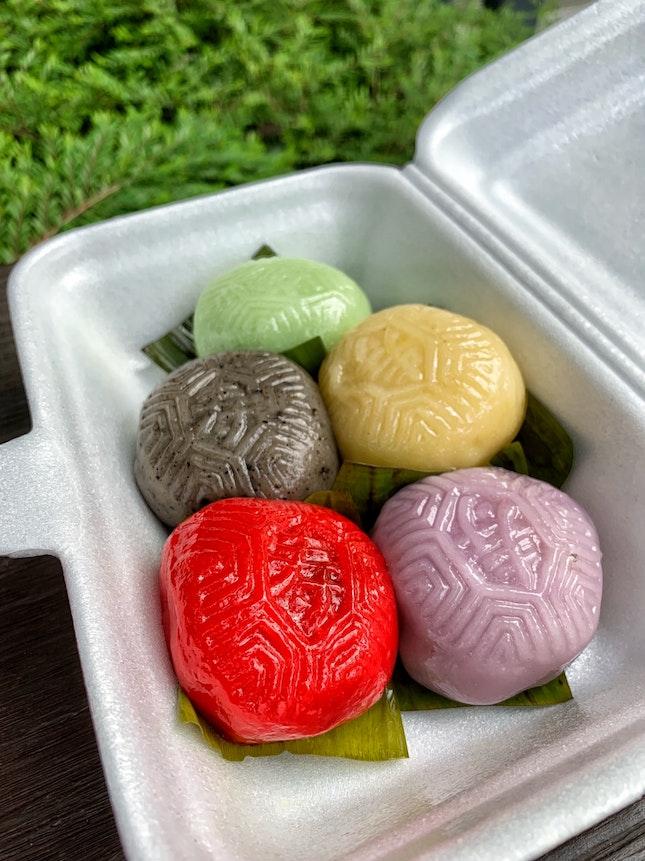 Ang Ku Kueh ($1.10 each)