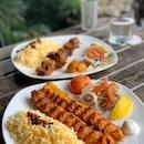 Shirazy Kebab ($20) & Shikaf Kebab ($22)