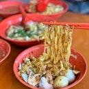 Ah Lim Mee Pok (Jalan Tua Kong)
