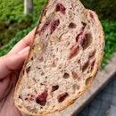 Cranberry Walnut ($7 for half loaf; $12 for full)