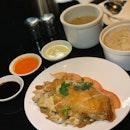 Hainanese Chicken Rice ($28)