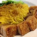 Roasted Pork Noodles