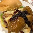 The Handburger (Raffles City)