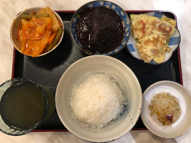 Peranakan Set Meal