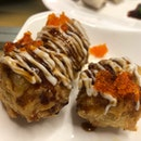 Deep Fried Siew Mai