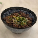 Truffle Wagyu Donburi