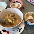 Chef Joel's Brandy White Fish Soup
