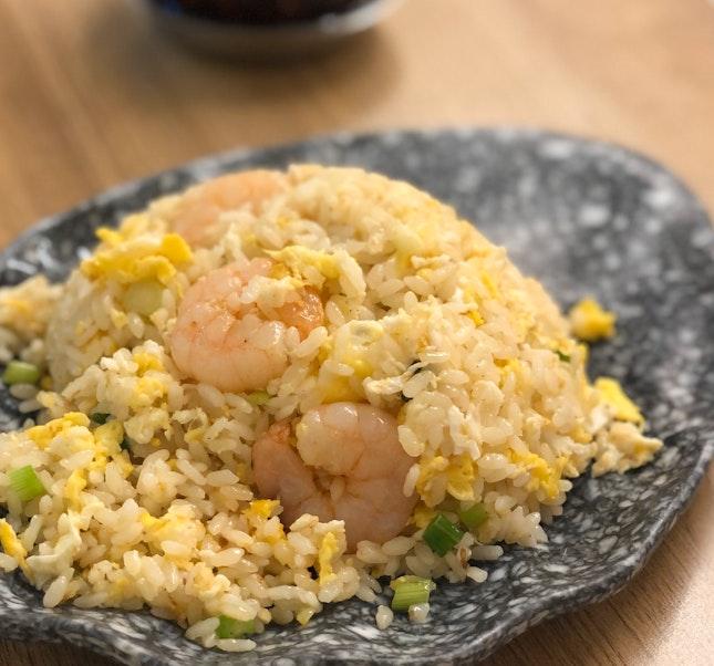 Shrimp Egg Fried Rice