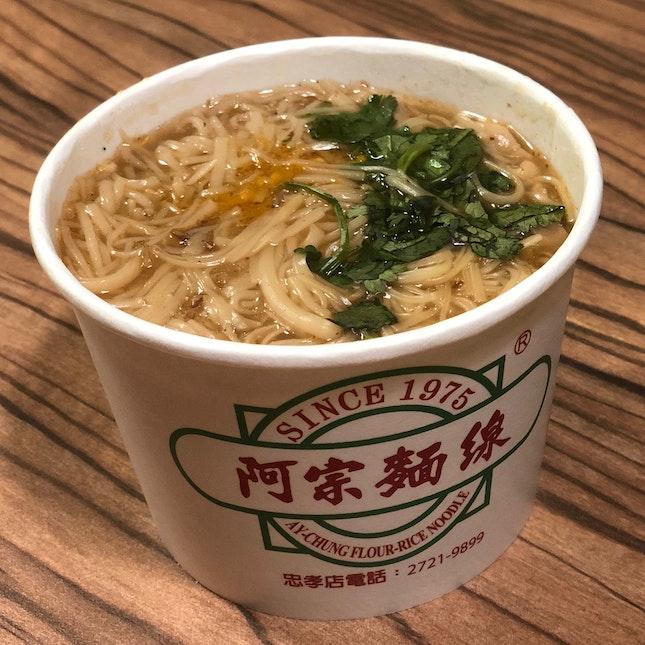 Flour-Rice Noodle