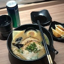 Signature Ramen with Cheese