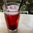 Summer Fruit Iced Shaken Tea