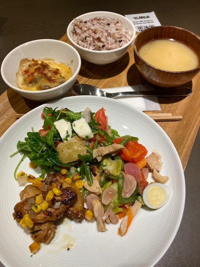 Festive Set Meal