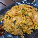 Mala Fried Rice with Shrimp