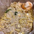 Crab Broth Hokkien Mee