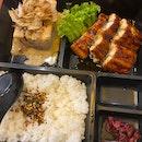 Unagi Tofu Bento