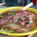 Beef Kway Teow Soup
