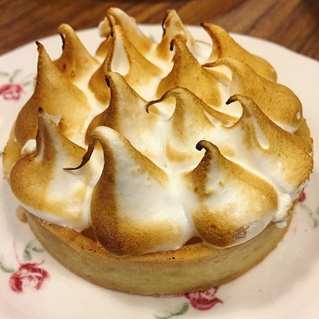 """Well, I've got some Nice Warm Pie, Keen?"""