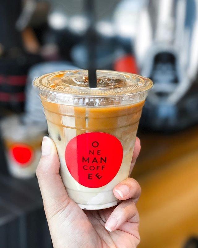 One Man Coffee (Fusionopolis Two)