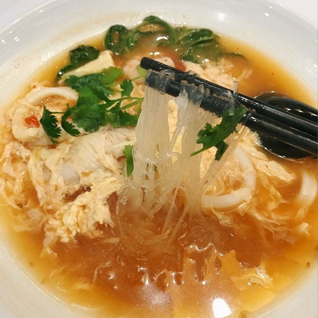 Thai sukiyaki soup noodle 🍜🌶🌶🌶