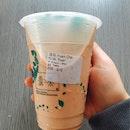 Pu'er Milk Tea