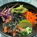 Norwegian Salmon Poke Bowl ($18)