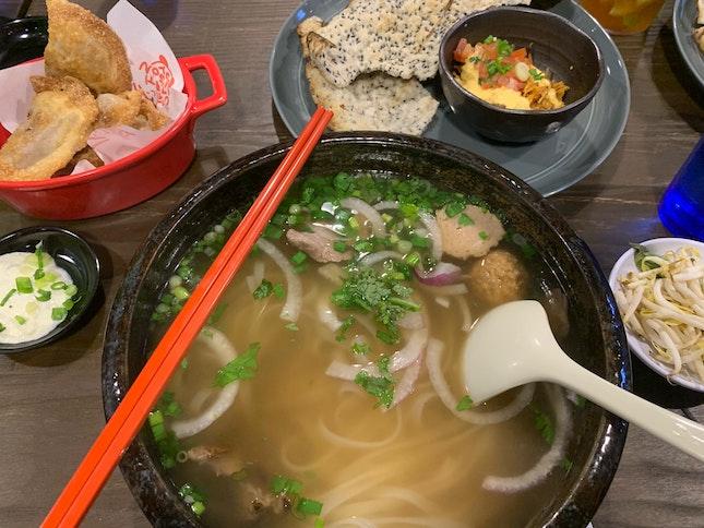 Vietnamese Eats ☕️