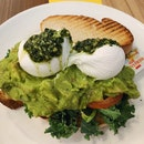 Poached Egg & Avocado ($16)