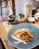 Got my pasta cravings satisfied @mahotasg  #sgfood #sgfoodies #burpple #instafood_sg #sgcafe #sgig #igsg #exploresingapore  #bonappetit #vscoedit #agameoftones #thecreatorclass #createcommune  #foodvsco #f52grams #eeeeeats #huffposttaste #onthetable #buzzfeast #forkyeah #getinmybelly  #tastethisnext #eattheworld #foodandwine  #feedyoursoull #eatfamous #tastingtable #bestfoodworld #beautifulcuisines #dailyfoodfeed