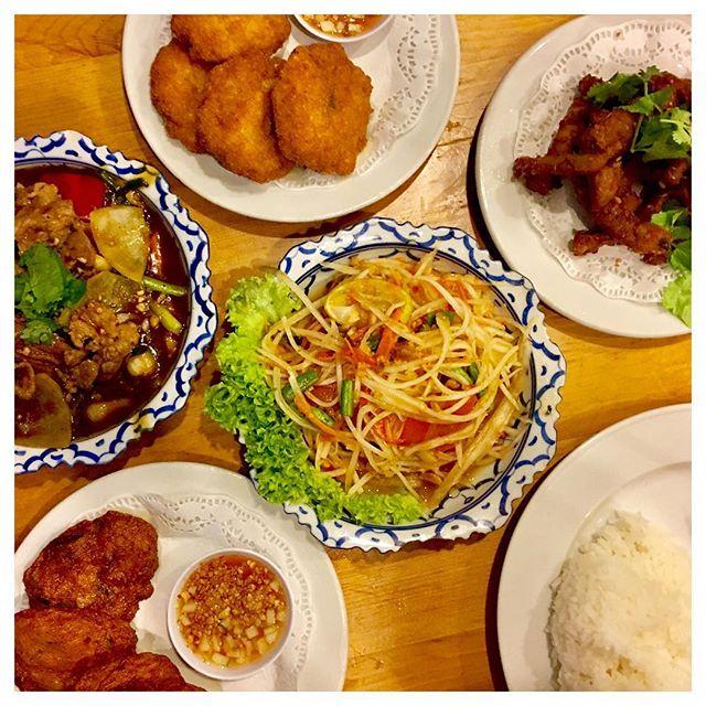 Sushi Places W Thai Food