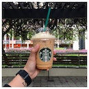 Pumpkin Spice Latte 🎃  When SB first launched PSL & MPL, I only tried the hot version.