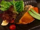 Salmons Teppanyaki