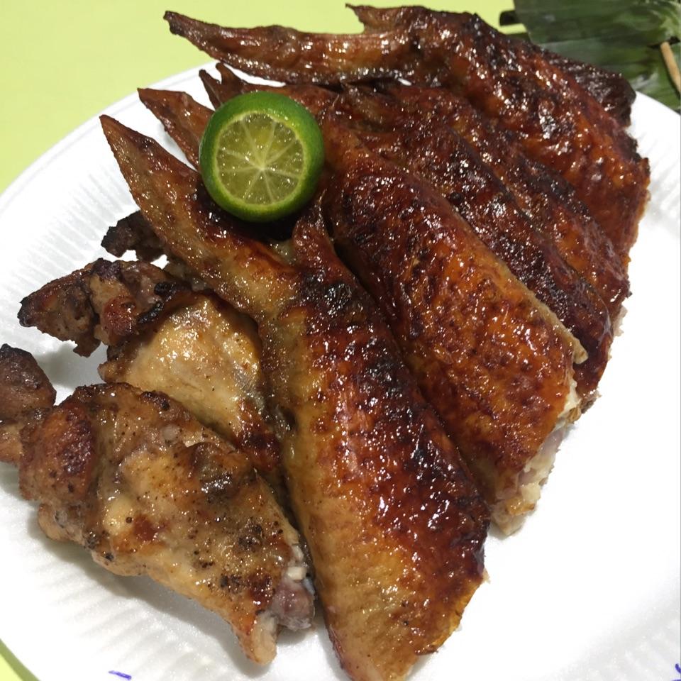 Sin Bedok North BBQ Chicken Wings
