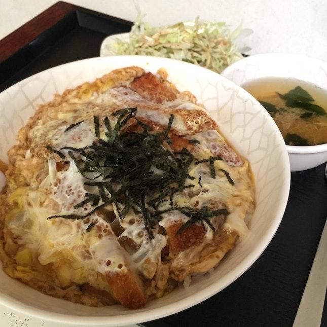 Katsu Don Set ($7)