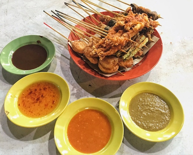 Food Places In JB
