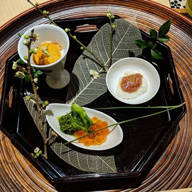 Chikuyotei 竹葉亭 🇯🇵 With a history of over 168 years (since 1851), Chikuyotei has kept truly it's tradition and serves only the finest Japanese culinary culture in Singapore!