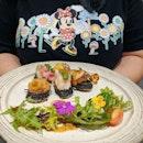 En Sushi 🍣 ⬇️ Craving for sashimi/sushi?