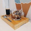 Affogato w/ Chocolate Ice Cream $8.00