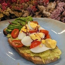 Avocado Toasts ($15.50)