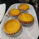 Box of 4 egg tarts ($8)