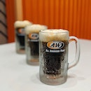 🍺 A&W 🍺 Finally a root beer float!