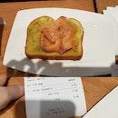 Salmon Guacamole ($6.90)