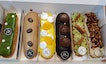 Assorted Eclairs ($8-8.50 Each)