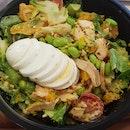 DIY Salad $11.10 (Added Protein Side)
