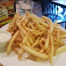 Parmesan Truffle Fries $12